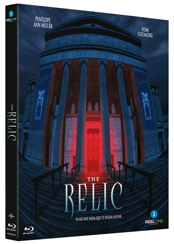 'The Relic' llega en Blu-ray con una edición espectacular