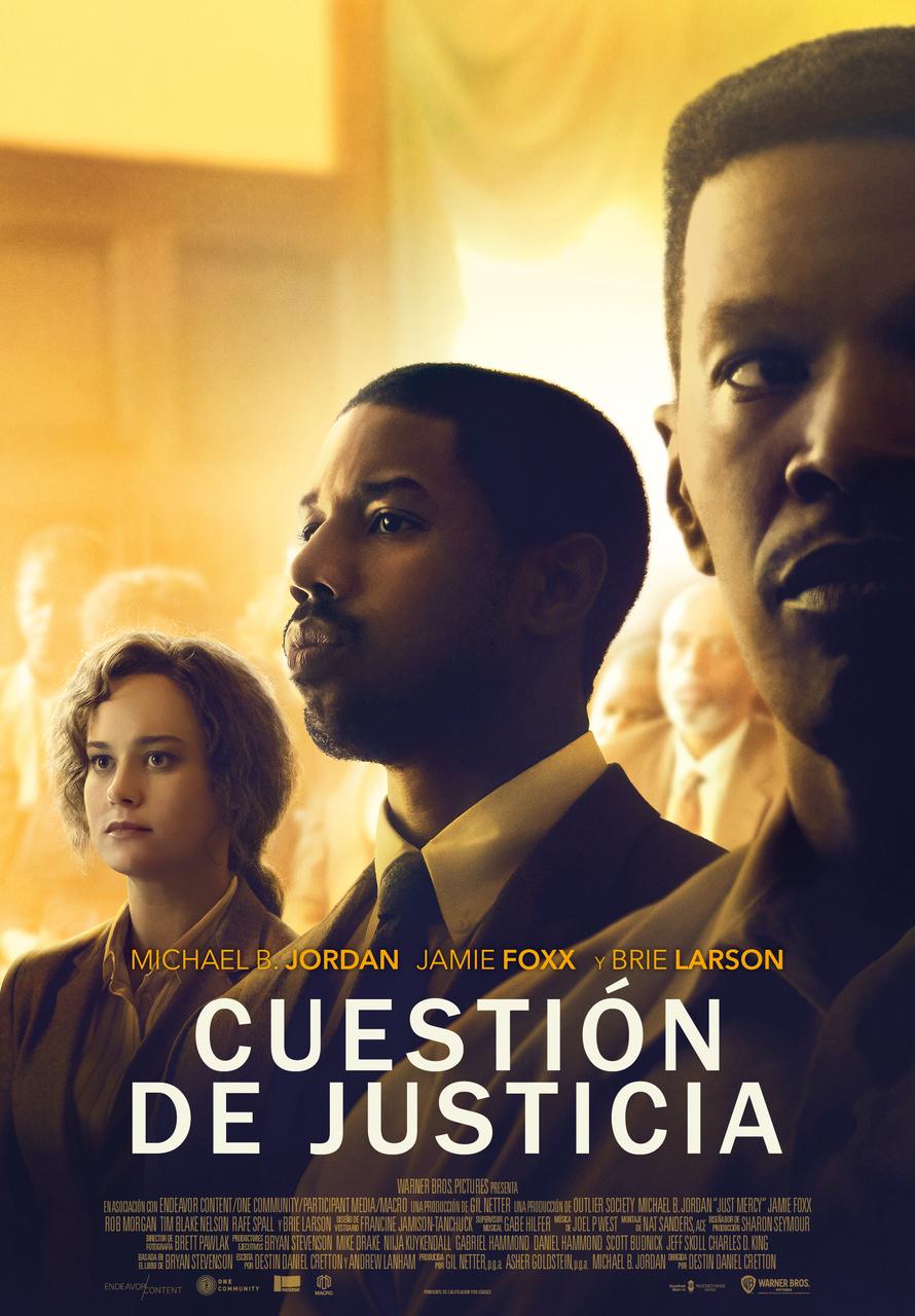 'Cuestión de Justicia': Un conmovedor drama racial