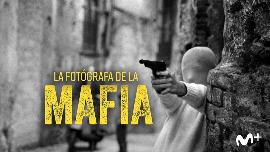'La fotógrafa de la mafia', estreno el domingo 16 de febrero en Movistar CineDoc&Roll