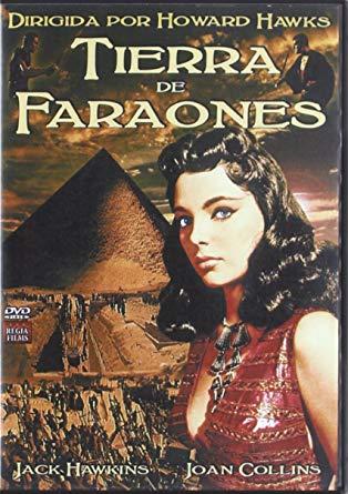 'Tierra de Faraones': la maldición de las pirámides