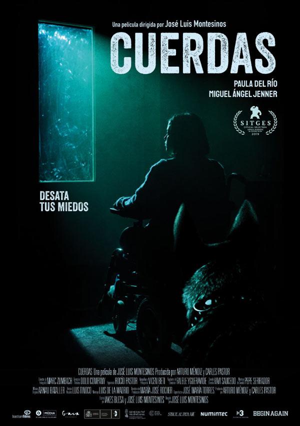 'Cuerdas': una película con personalidad propia que no tiene miedo de tomar riesgos