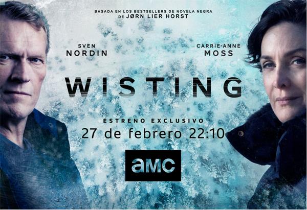 AMC estrena en exclusiva el thriller noruego 'Wisting'