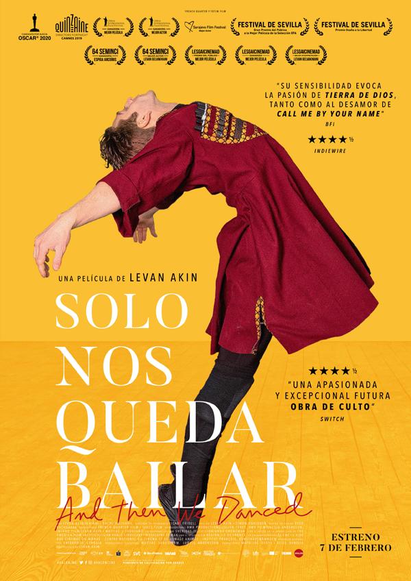 'Solo nos queda Bailar': El arte a través del amor