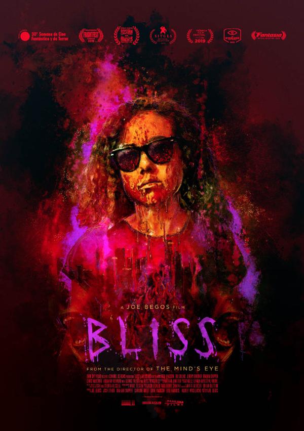 'Bliss': Sangre, violencia y música rock a todo volumen