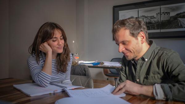 Pedro Collantes comienza el rodaje 'El Arte de Volver'
