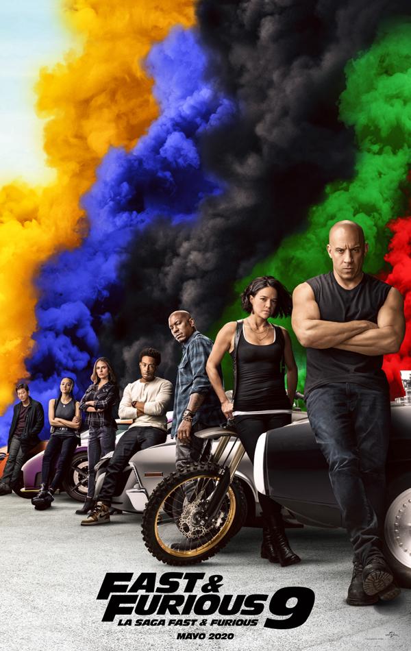 Dom Toretto vuelve a lo grande en el primer tráiler de 'Fast & Furious 9'