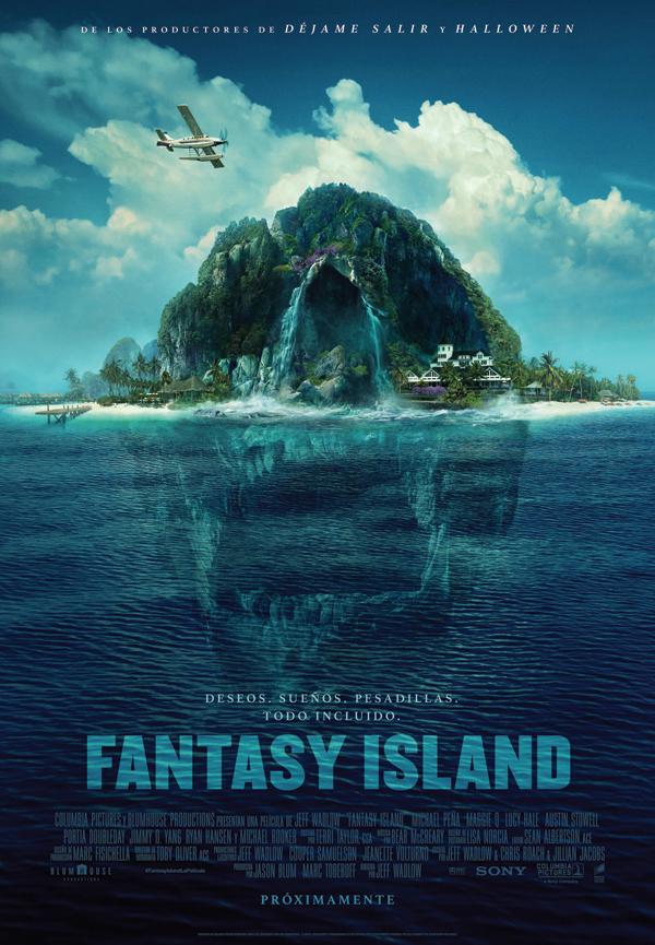 'Fantasy Island': Demasiada fantasía y poca lógica