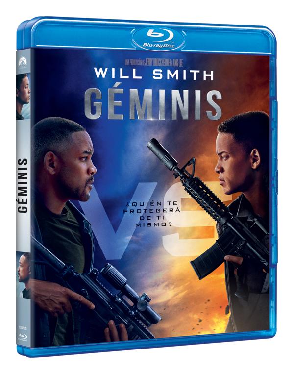 'Géminis' con Will Smith, llega a la venta en DVD, Blu-ray y 4K UHD