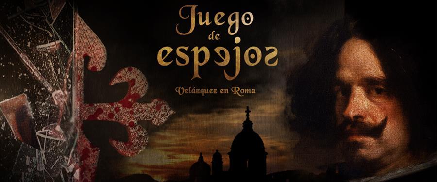 El proyecto de serie 'Juego de Espejos (Velázquez en Roma), seleccionado en Series Manía
