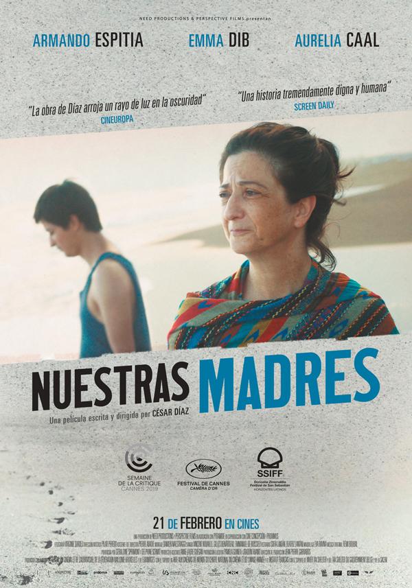 'Nuestras madres', dignidad y sobriedad