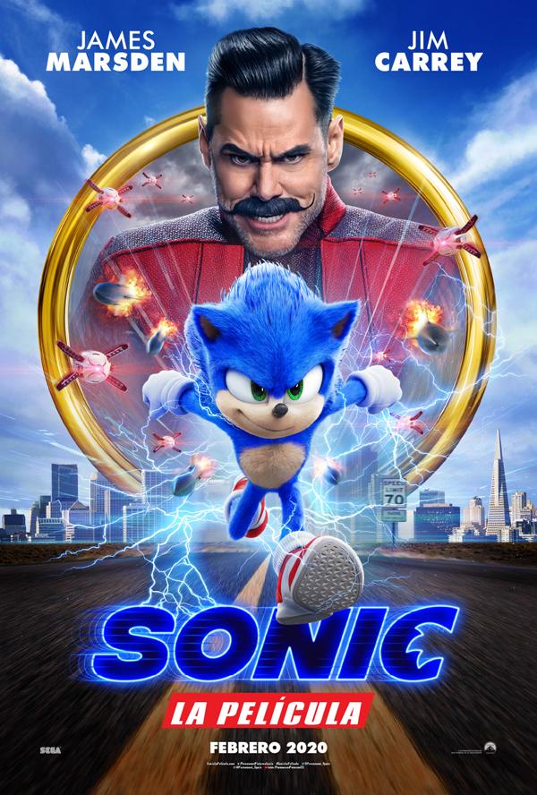 'Sonic': Rectificar es de sabios