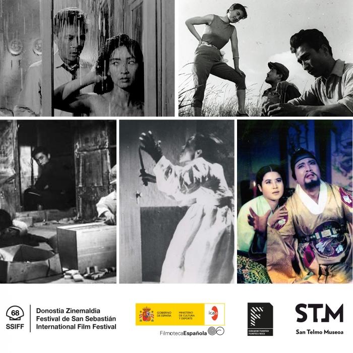 La 68 edición del Festival de San Sebastián y Filmoteca Española dedicarán una retrospectiva a la edad dorada del cine coreano