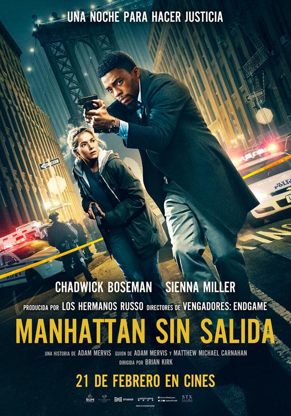 'Manhattan sin salida': un disparo de justicia y moralidad