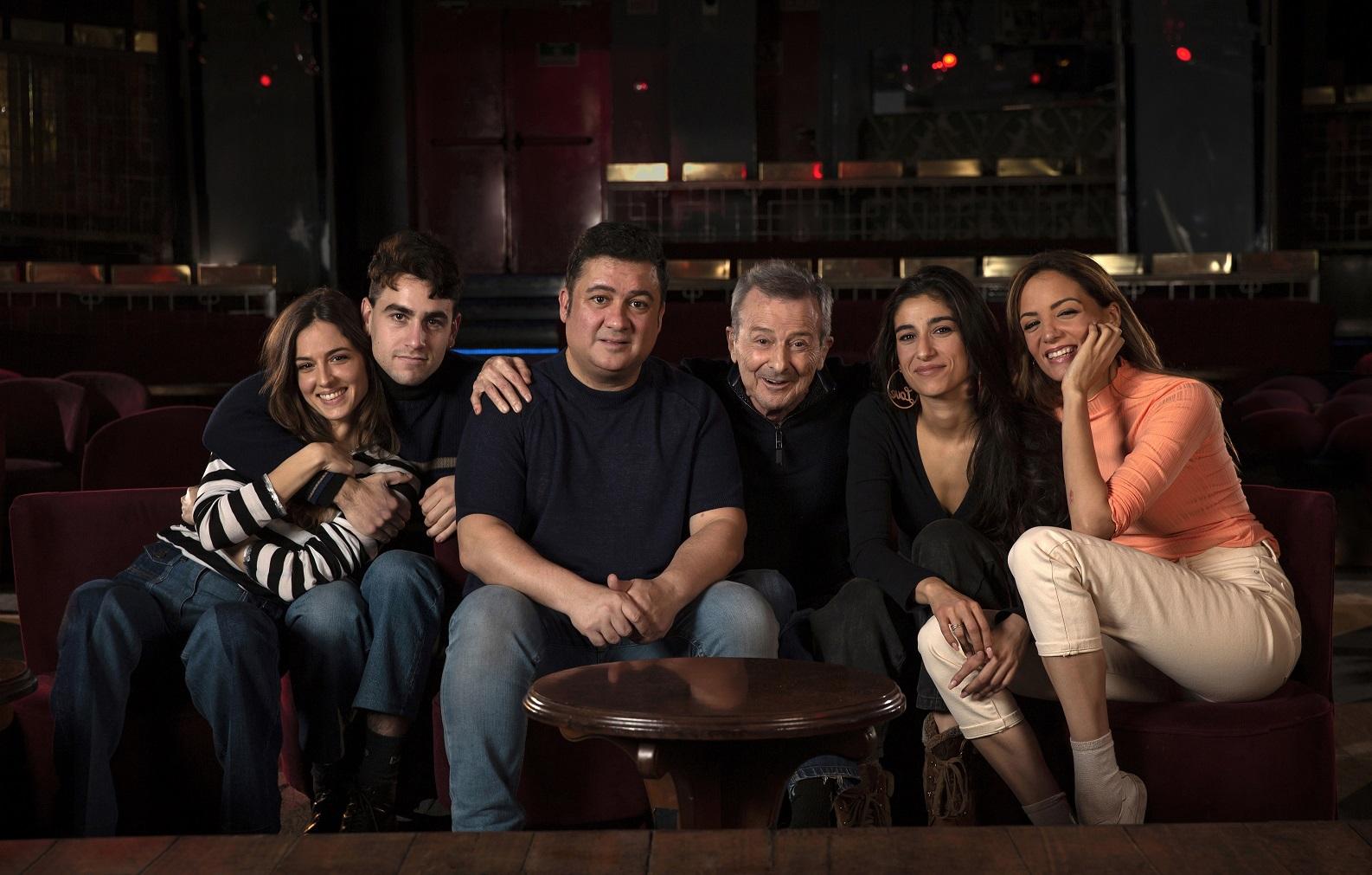 'El Cover', la ópera prima de Secun de la Rosa inicia su rodaje