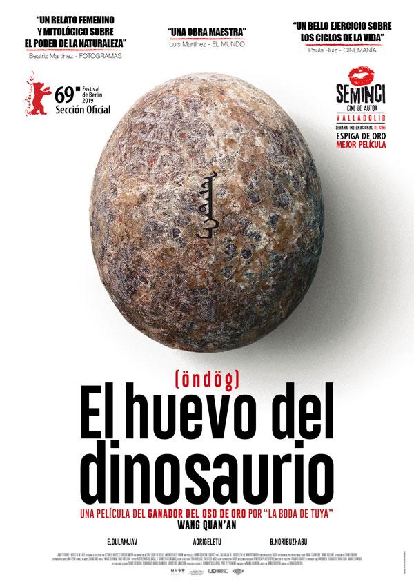 'El Huevo del Dinosaurio': Bella metáfora visual del ciclo de la vida y la muerte