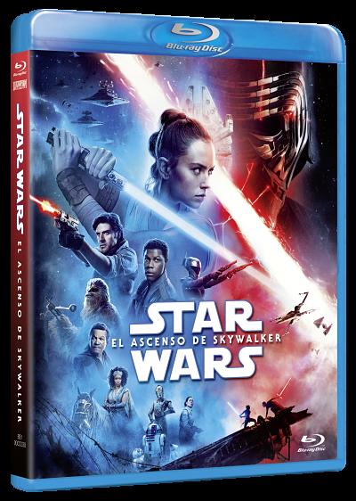 'Star Wars: El Ascenso de Skywalker' ya tiene fecha de lanzamiento en formato físico