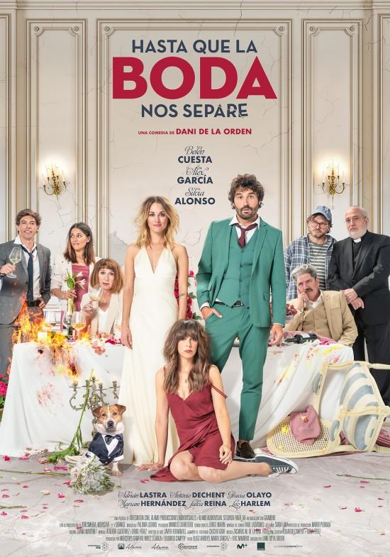 'Hasta que la boda nos separe': Un reparto de pura comedia