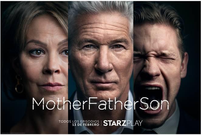 STARZPLAY España estrena 'MOTHERFATHERSON' el 13 de Febrero
