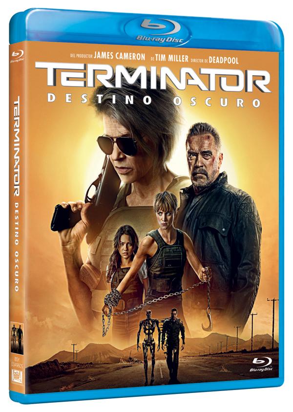 'Terminator: Destino Oscuro', 6 de marzo en formato doméstico