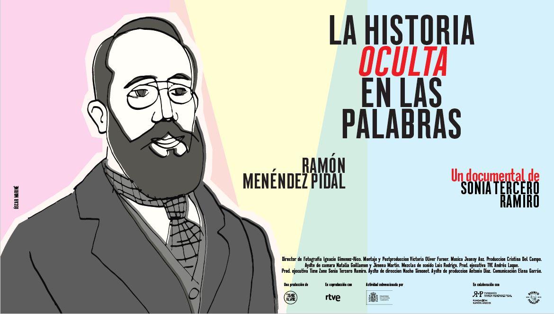 'Ramón Menéndez Pidal. La historia oculta en las palabras' en 'Imprescindibles' de La 2