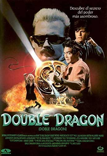 Disparatado Treintañero: 'Doble Dragón (Double Dragon)'