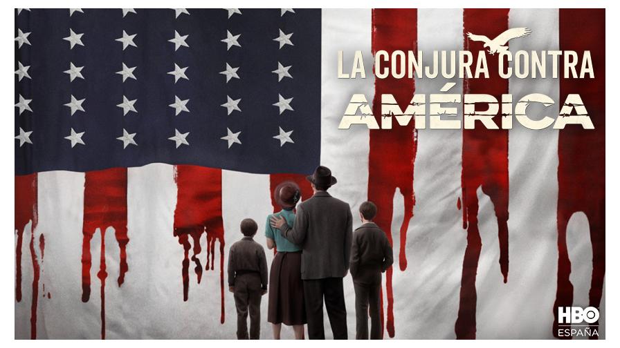 'La Conjura contra América' de David Simon llega a HBO