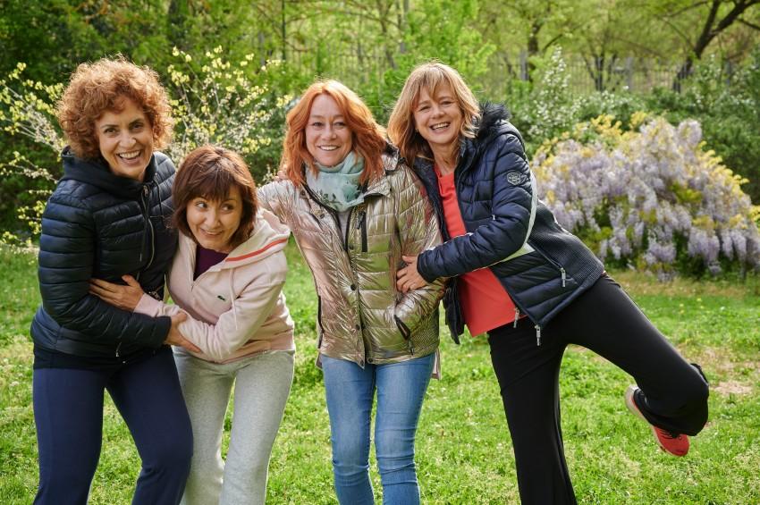 Gracia Querejeta y Nathalie Poza, hacen visible en 'Invisibles' lo esencial de la vida