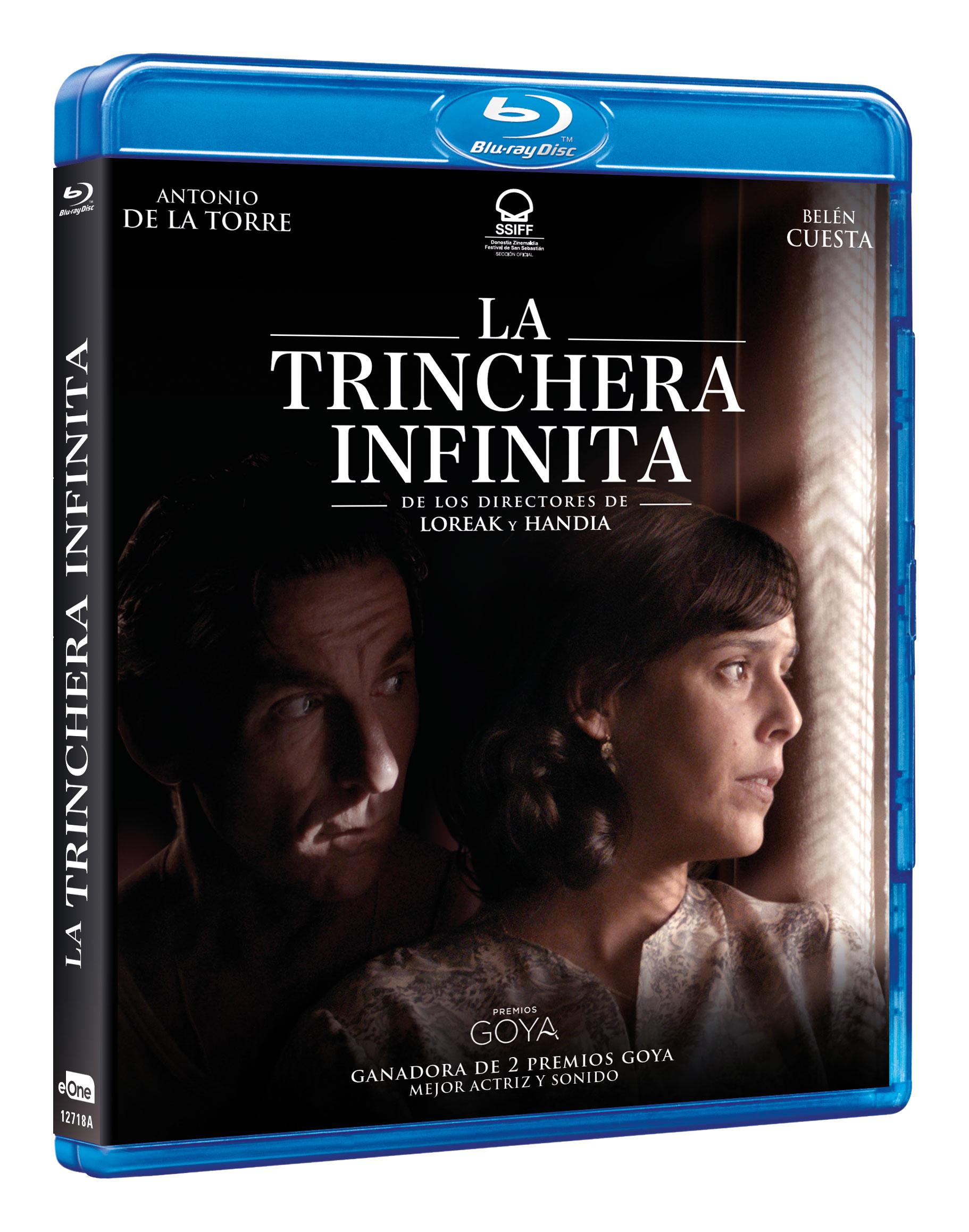 'La Trinchera Infinita', ya en DVD y Blu-ray