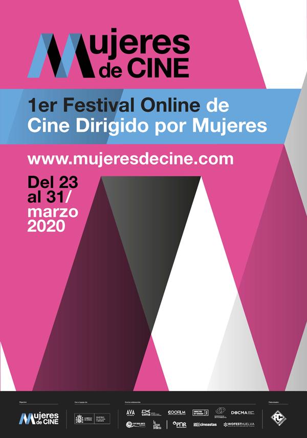 El Festival Online Mujeres de Cine' anuncia las películas finalistas de su 1ª edición, que tendrá lugar del 23 al 31 de marzo de 2020