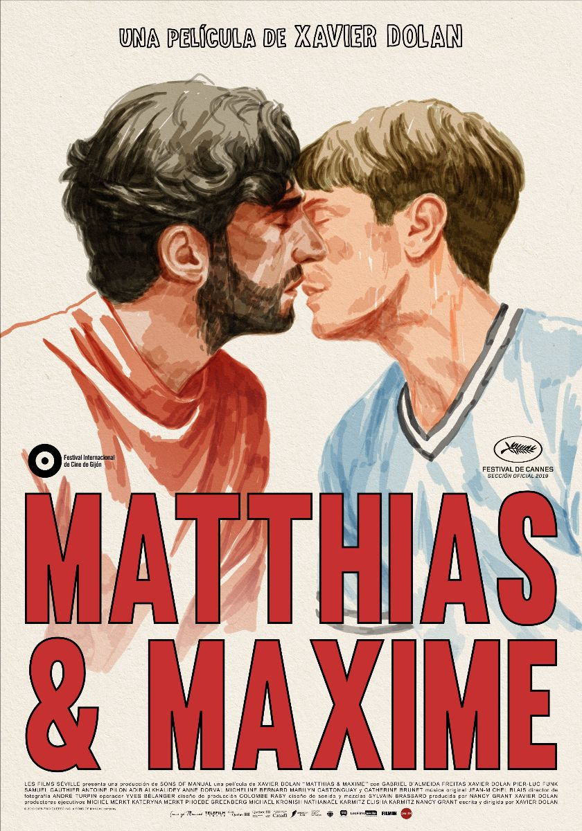 'Matthias & Maxime': Historia de un beso