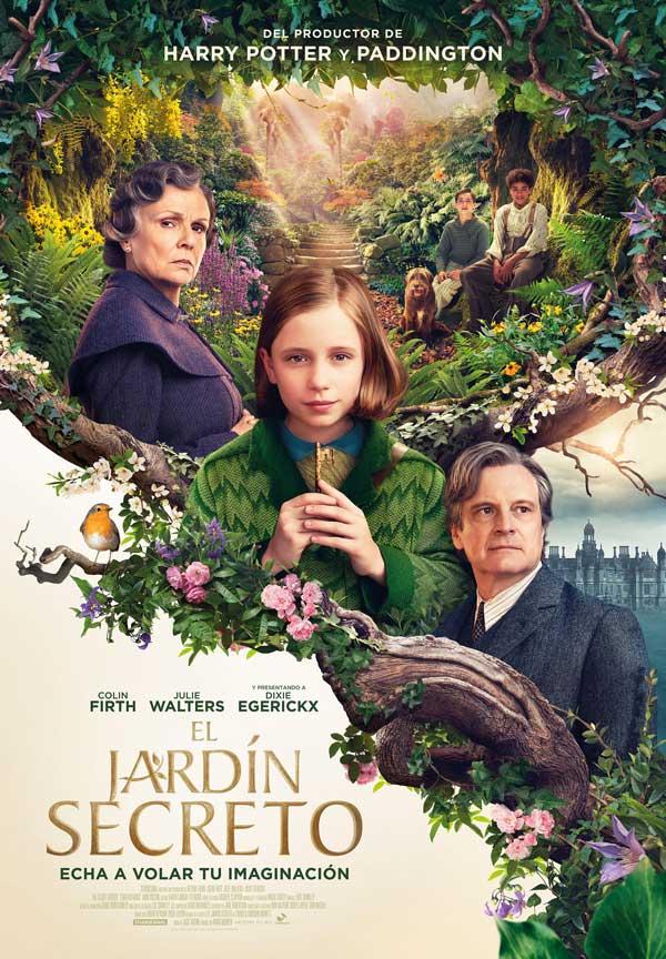 'El Jardín Secreto' se estrena el próximo 8 de abril
