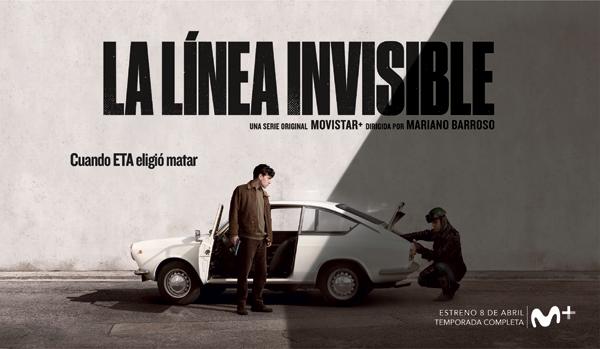 'La Línea Invisible' adelanta su estreno al 8 de abril