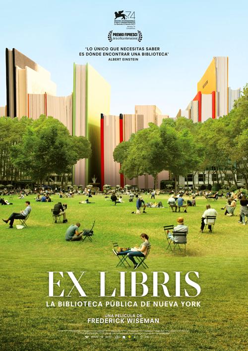 'Ex Libris' se estrena el próximo 8 de abril en Filmin