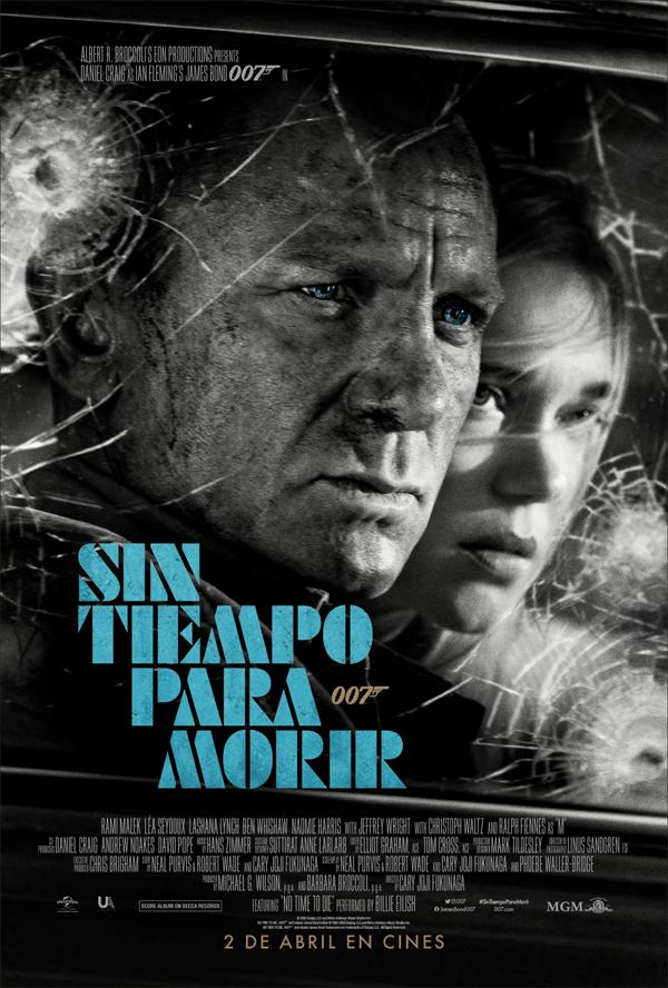 'Sin tiempo para Morir' y 'Trolls 2-Gira Mundial' se estrenarán en otoño en España