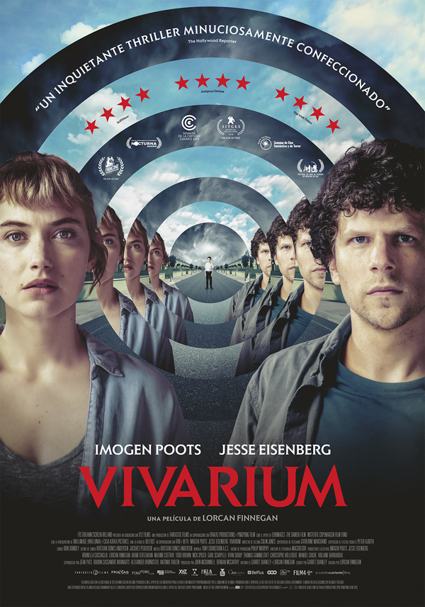 'Vivarium': Dentro del laberinto