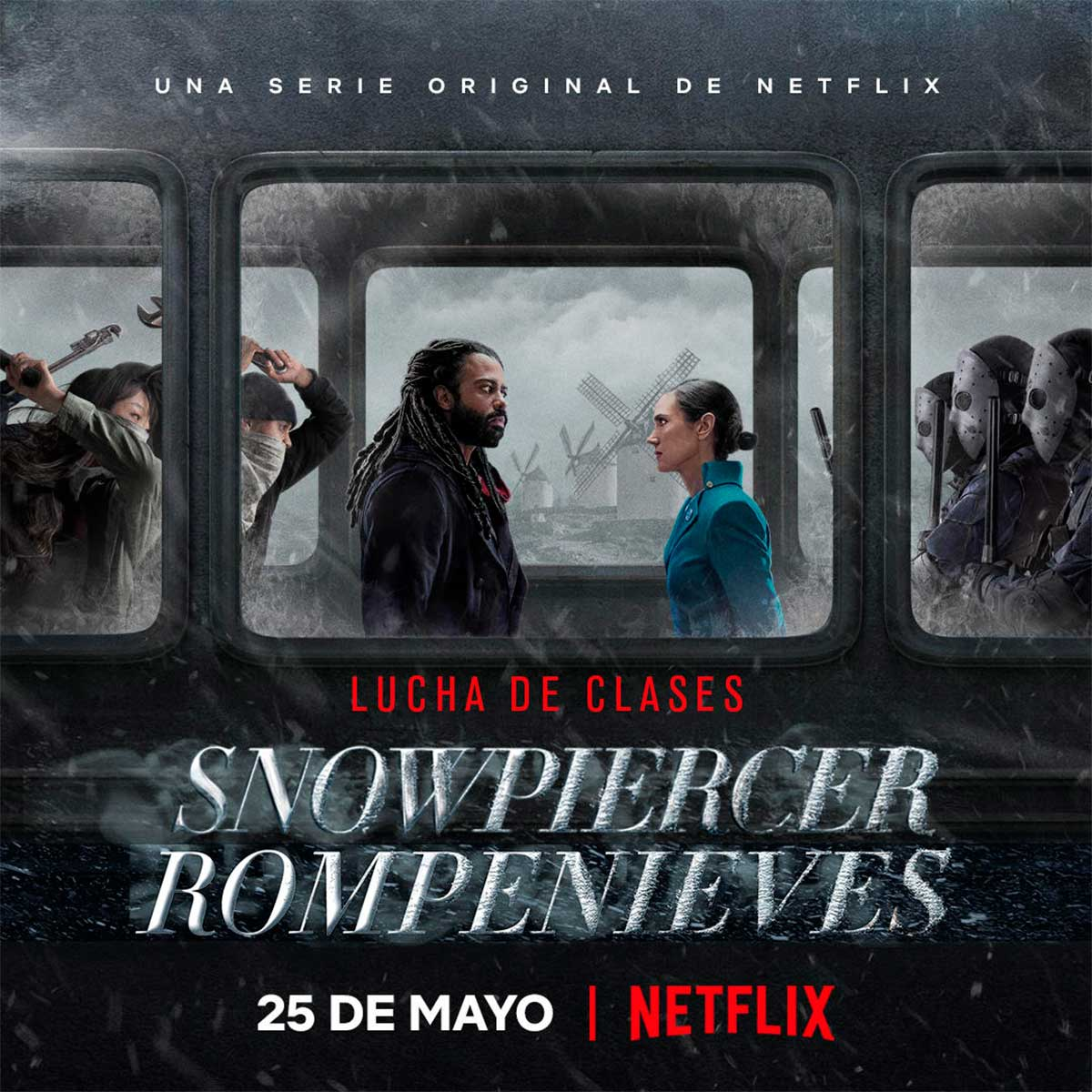 'Snowpiercer': Por favor, paren el tren