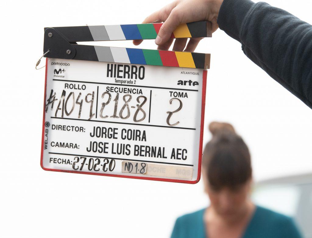 Movistar+ retoma con 'Hierro' el primer gran rodaje de su producción original