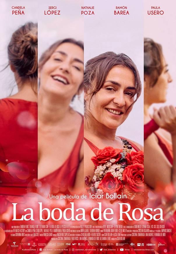 'La Boda de Rosa' se estrena el próximo 21 de agosto