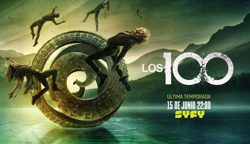 'Los 100' estrena su temporada final el próximo 15 de junio en SyFy España