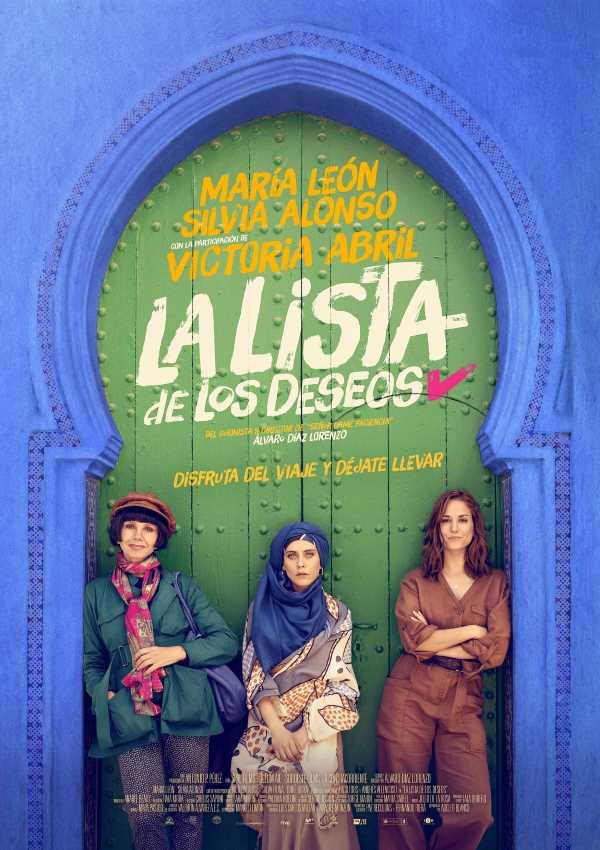 'La Lista de los Deseos', primer gran estreno tras la apertura de los cines en España