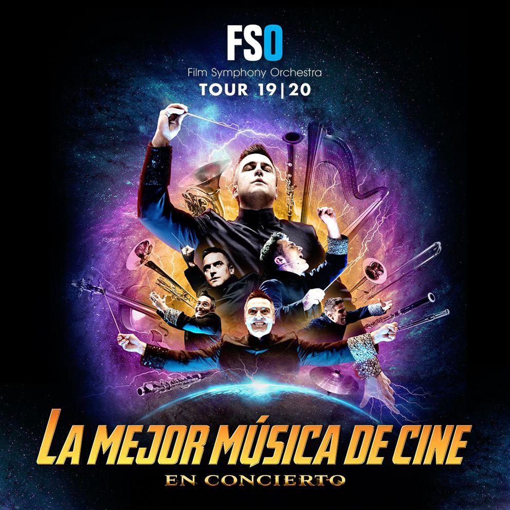 FSO Film Symphony Orchestra cancela definitivamente todos los conciertos del final de su gira