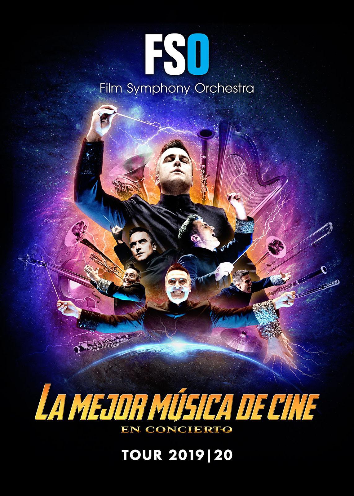 Film Symphony Orchestra ofrece un espectacular concierto online como cierre de gira