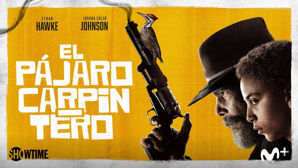 'El Pájaro Carpintero' llega el 5 de octubre a Movistar Series
