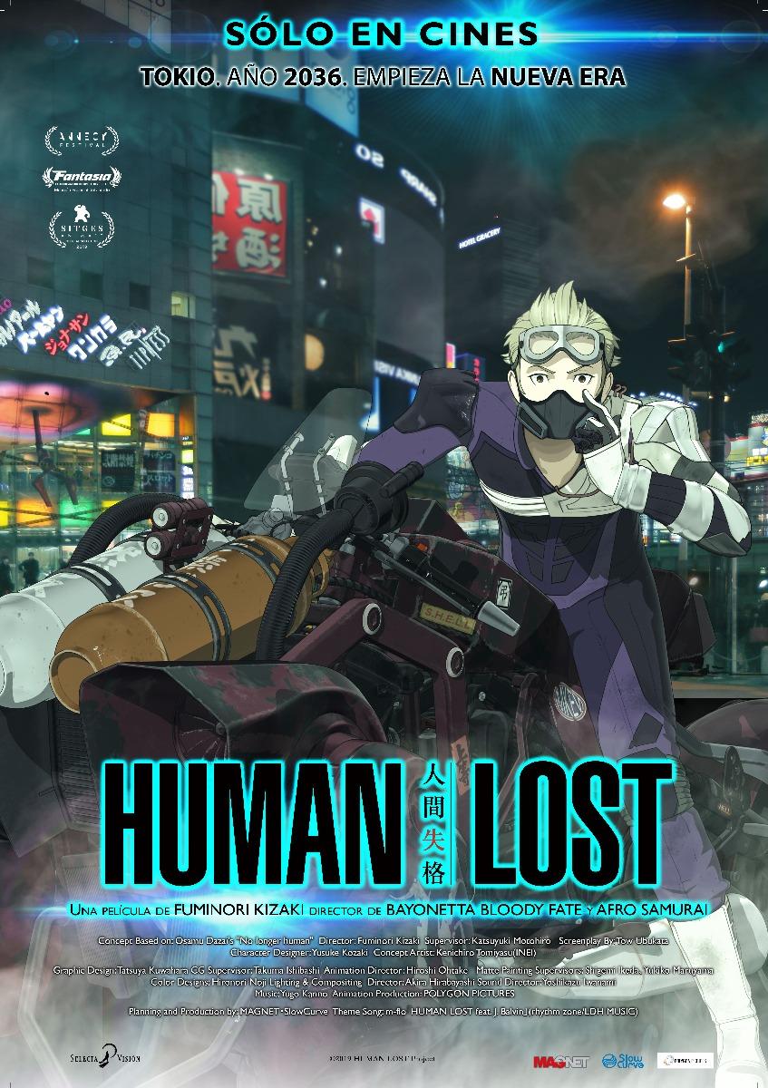 'Human Lost': Si el futuro pinta mal, siempre puede ser peor