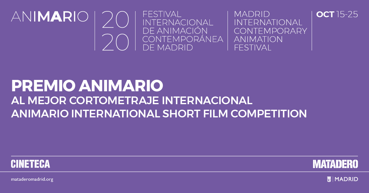 Abierta convocatoria II Premio Animario al mejor Cortometraje Internacional