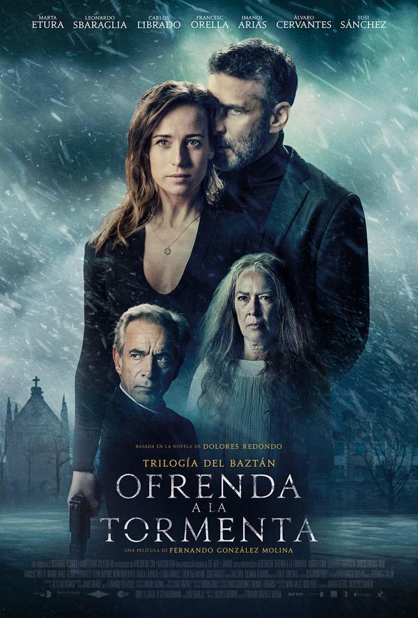 'Ofrenda a la Tormenta' se estrenará en Netflix