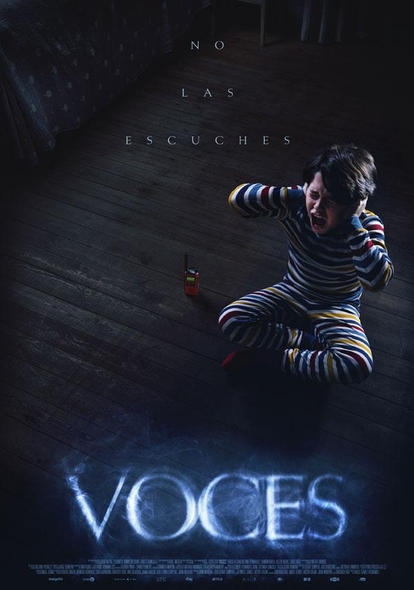 'Voces' muestra su tráiler final