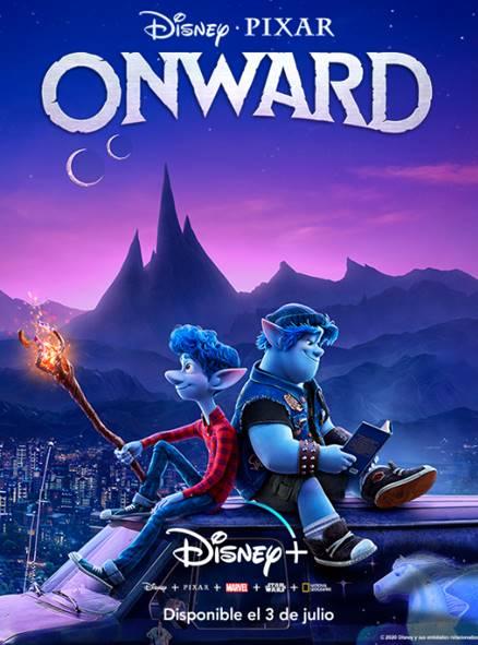 'Onward' llega el 3 de julio a Disney +