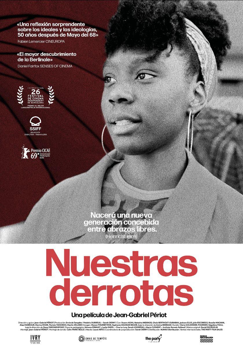 'Nuestras Derrotas', 24 de julio estreno en cines