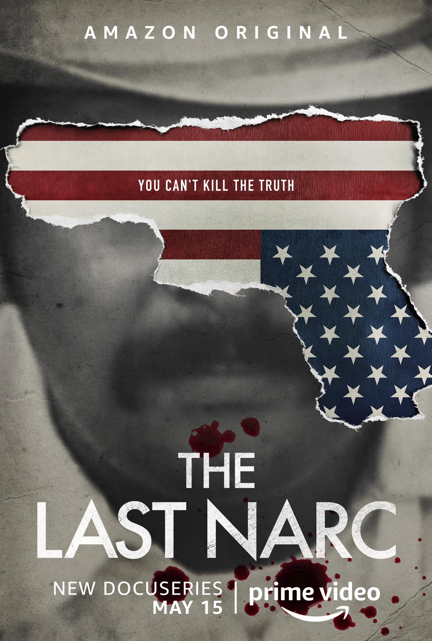 Amazon Prime Video estrena en exclusiva la docuserie de cuatro partes 'The Last Narc' el 31 de julio